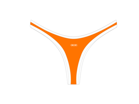 Cruise Orange Classic Bottoms