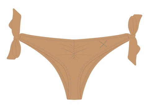 Laos Tan Island Bottom