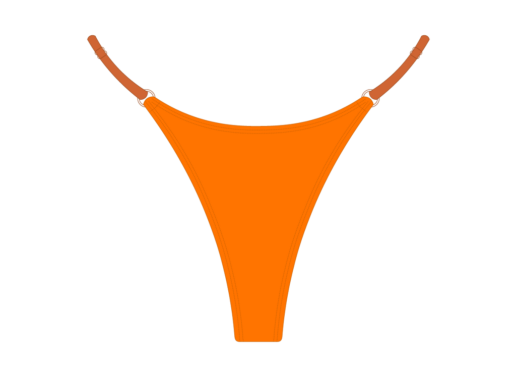 Orange Rider Bottoms
