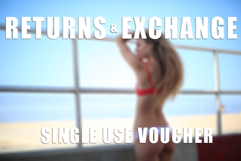 Opened Item Return/Exchange Voucher