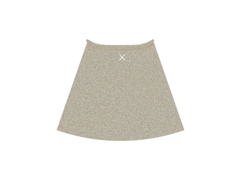 Hearth Shimmer Wrap Skirt