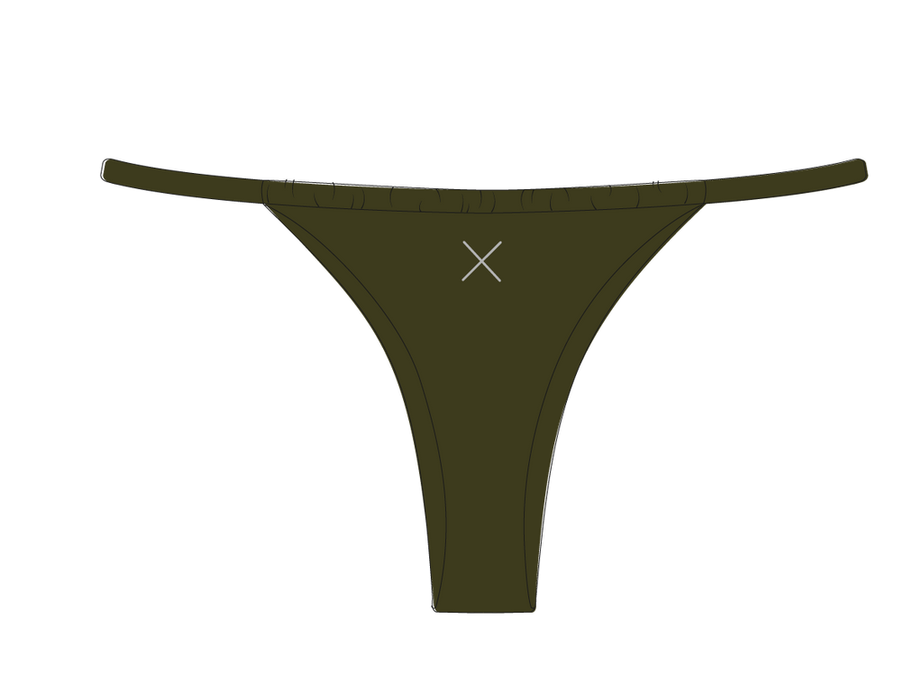 Forest Green Adjustable Bottoms