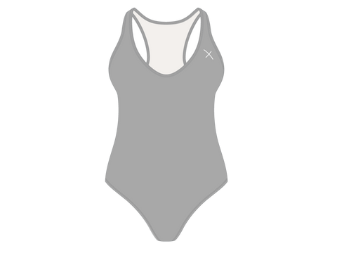 Hills Grey Cayman One-Piece