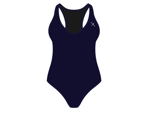 Malibu Blue Cayman One-Piece