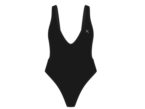 Manhattan Black Rio One-Piece