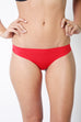 Rose Red Seamless Panties