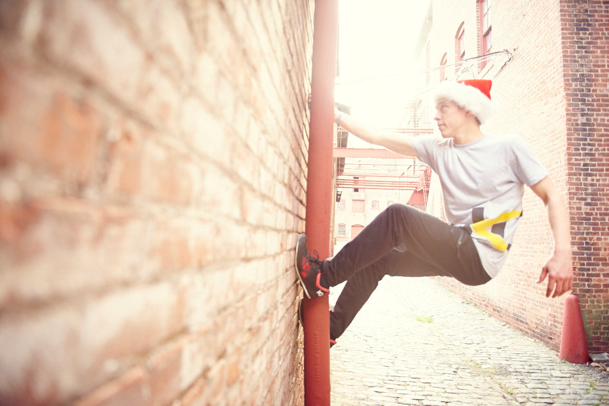 Gifts Ideas for Your Traceur, Freerunner or Ninja...