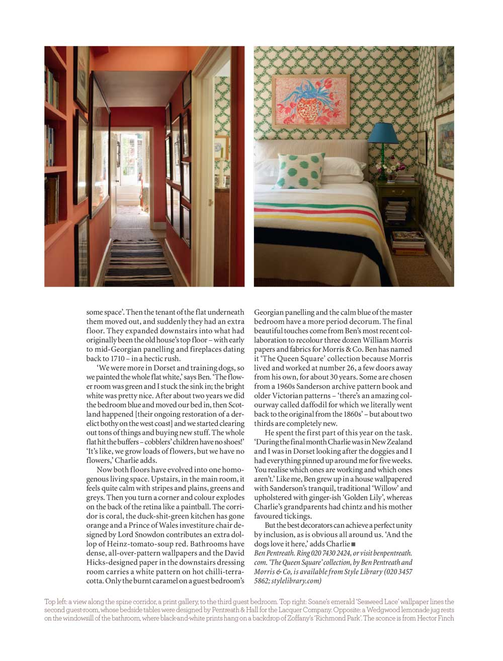 World of Interiors December 2020 - Page 11