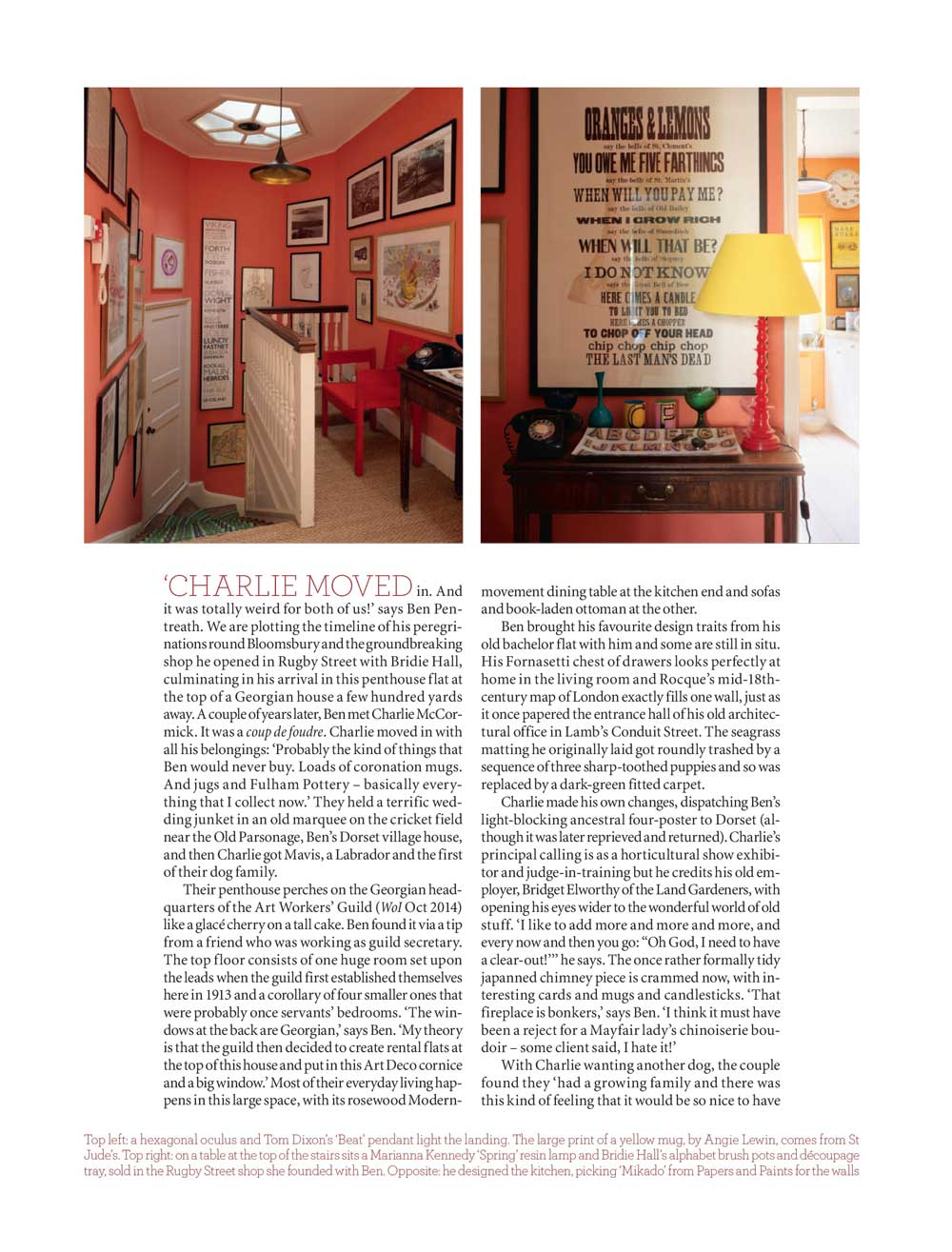 World of Interiors December 2020 - Page 7