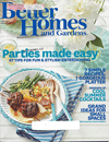Better Homes & Garden June 2014