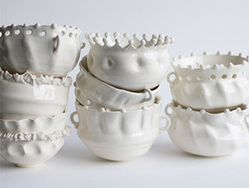 Milk Splash Pots