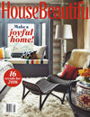 House Beautiful December/January 2016