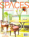 New York Spaces October 2012