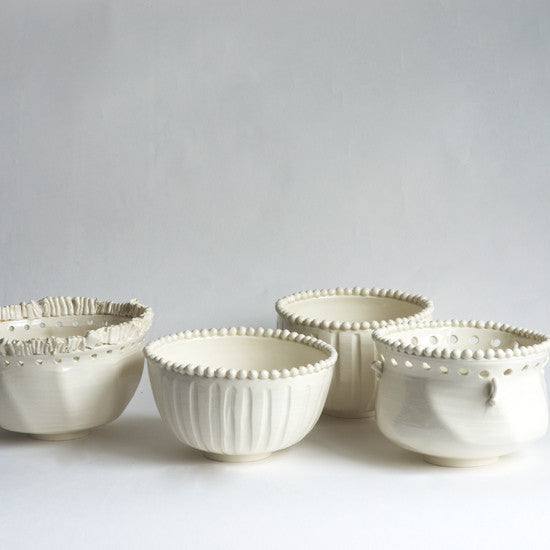 No. 15 Bowls (each sold separately)