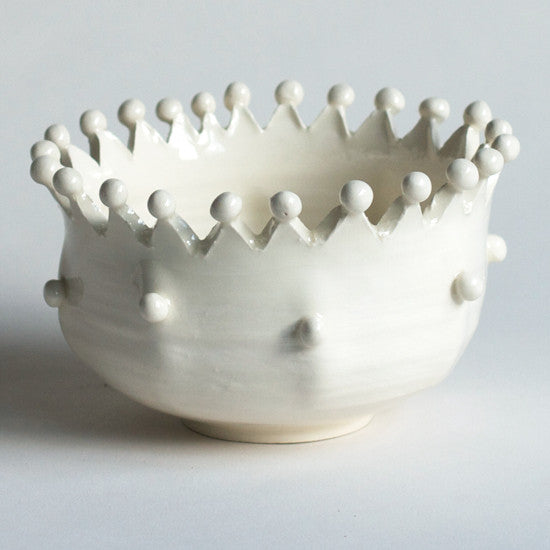 Milk Splash Bowl
