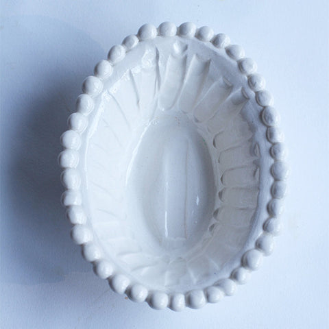 Oval Soap Dish (each sold separately)