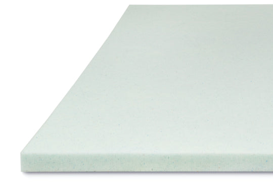 4-lb. Gel Memory Foam Topper