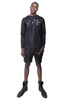 FW14 LONG SLEEVE MESH T-SHIRT