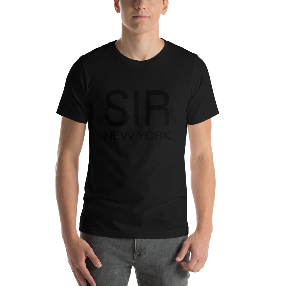 SIR - SHORT SLEEVE T - SHIRTS - GREY WOLF