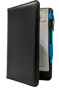 Black Server Book for Waitresses - Waiter Waitstaff Supplies