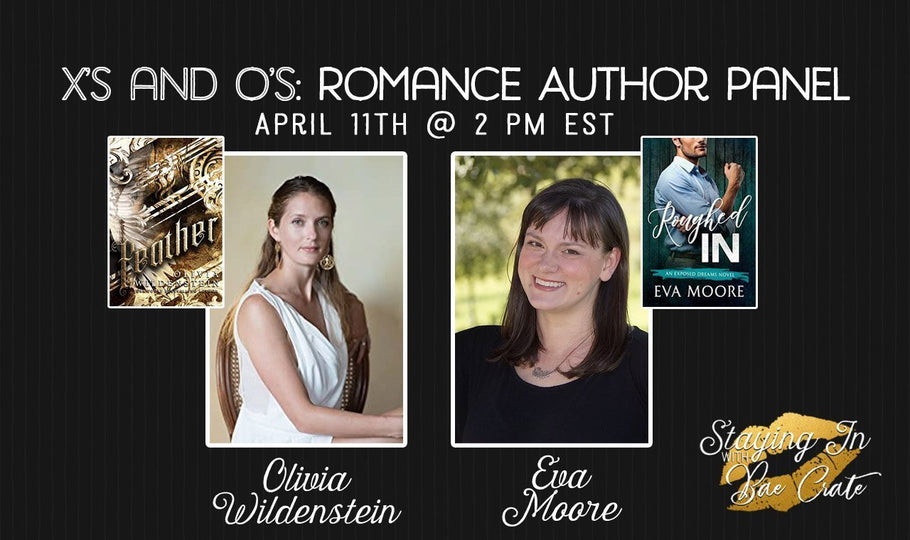 X's & O's Author Panel: Olivia Wildenstein & Eva Moore