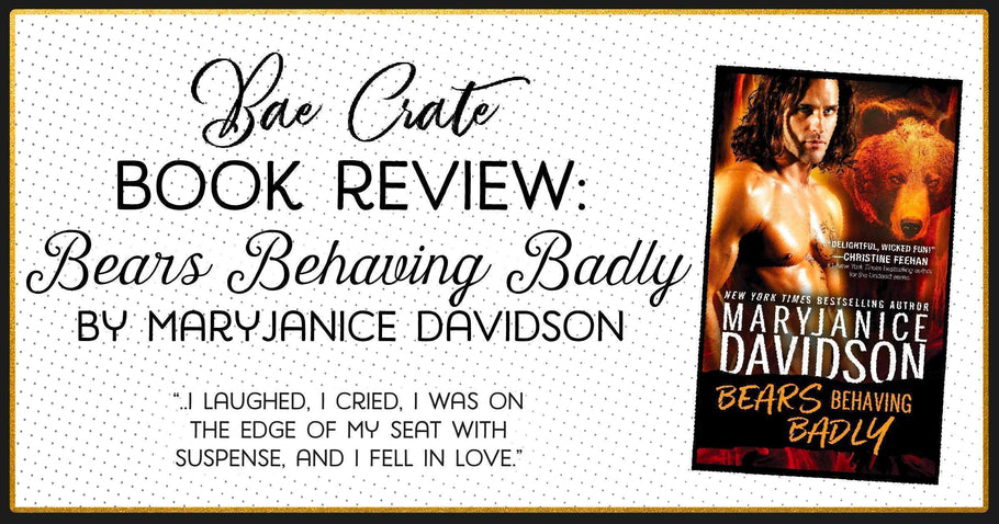 Book Review: Bears Behaving Badly by MaryJanice Davidson