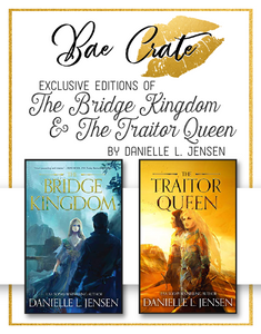The Bridge Kingdom Series Set by Danielle Jensen