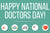 #NATIONALDOCTORSDAY