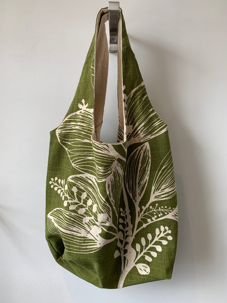 Slub Cotton Shopper