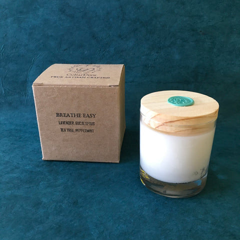 Breathe Easy Candle