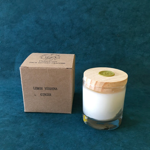 Lemon, Verbena and Ginger Candle