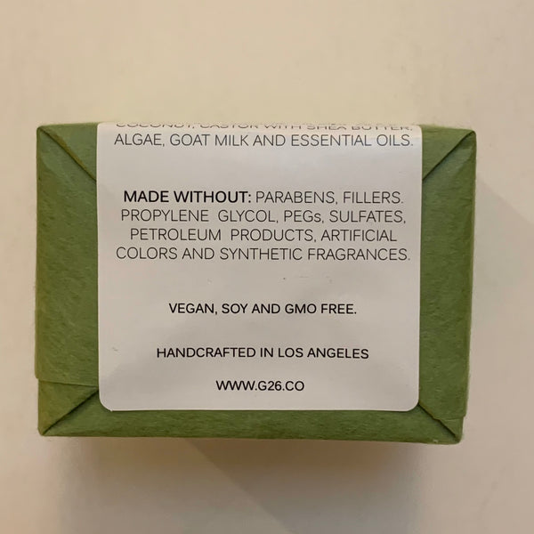 G26 Seaweed Soap With Goat Milk