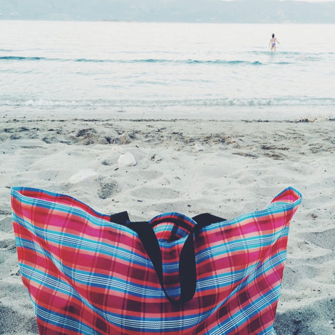 AHA Bolivia Beach Bag