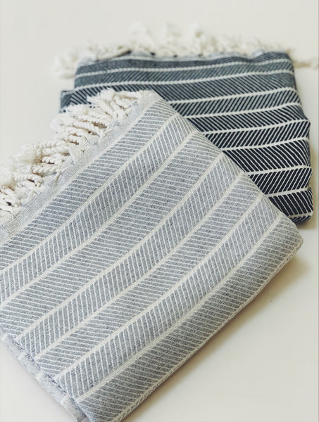 Herringbone Towel / Throw