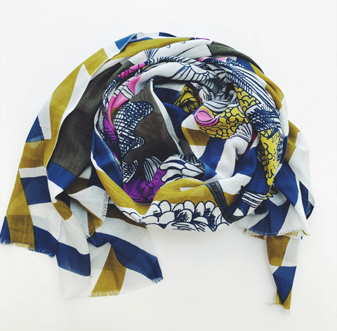 Flore Scarf