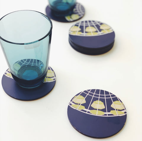 Santa Monica Ferris Wheel Coasters