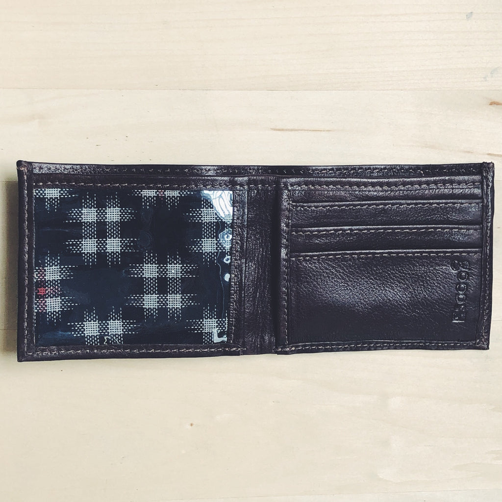 Men's Handmade Leather Wallet