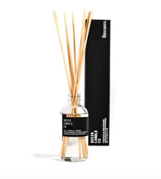 No. 11 Pomelo + Ginger Reed Diffuser