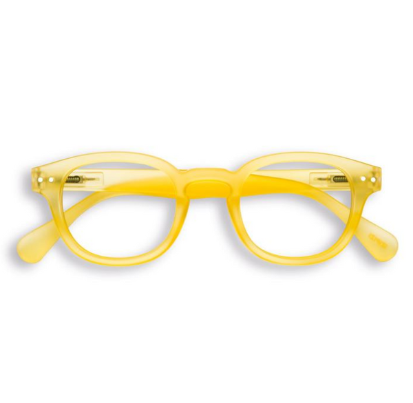 Readers in Yellow Chrome #C