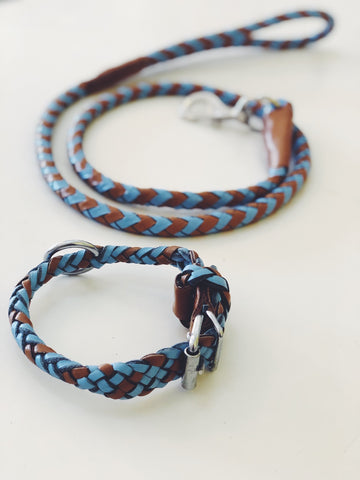 Tonto Collar in Blue