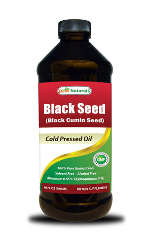 Black Seed Oil 16 oz