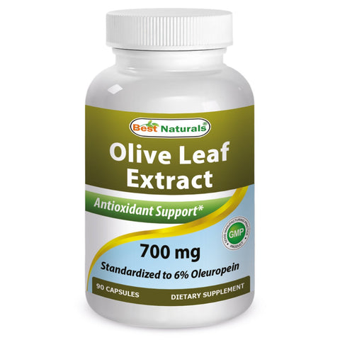 Olive Leaf Extract, 700 Mg, 90 Count