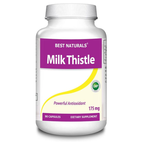 Milk Thistle Extract 175 Mg 90 Capsules