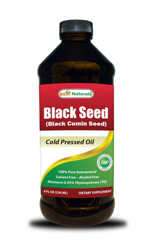 Black Seed Oil 8 oz