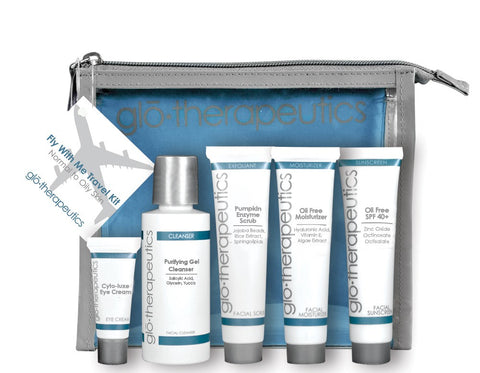 Fly with Me Travel Kit - Normal to Oily
