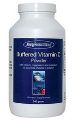 Buffered Vitamin C 240 Grams (8.5 oz) Powder