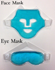 Face and Eye Mask Ice Pack