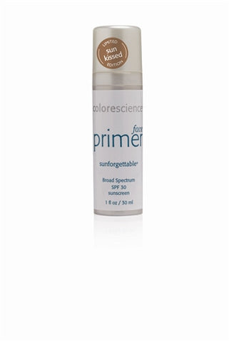 Sunforgettable Face Primer SPF 30 - Sun Kissed