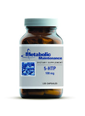 5-HTP  (5-Hydroxy-L-Tryptophan) 100 mg - 120 CAPS