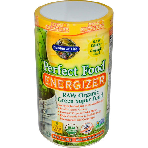Perfect Food Raw Energizer - 285g powder